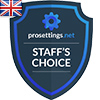 Prosettings.net logo